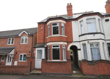 Thumbnail 3 bed semi-detached house for sale in Coventry Road, Bulkington, Bedworth