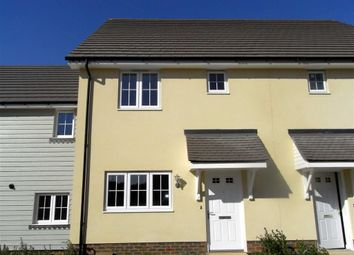 Thumbnail 3 bedroom semi-detached house to rent in Aquarius Close, Keymer Avenue, Peacehaven