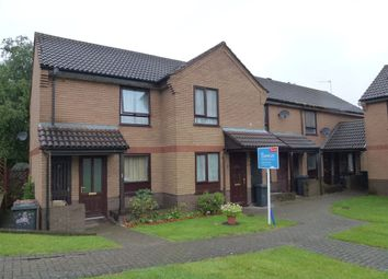 Thumbnail 2 bed town house to rent in Willow Court, Civic Way, Swadlincote