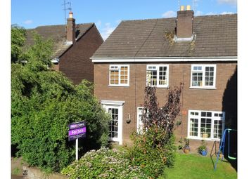 Thumbnail 3 bed town house for sale in Broadmead, Chester