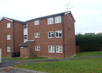 Thumbnail 1 bed flat to rent in Ash Court, Alfreton