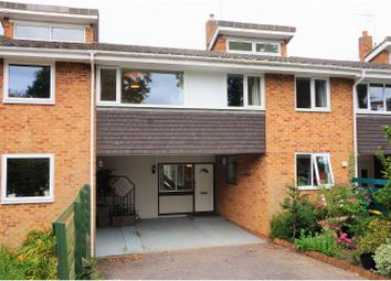 Thumbnail 3 bed terraced house for sale in Vermont Close, Bassett, Southampton