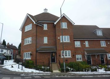 Thumbnail 4 bed town house for sale in Walton Terrace, Elstree