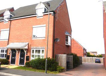 Thumbnail 2 bed flat to rent in Gough Grove, Long Eaton, Nottingham