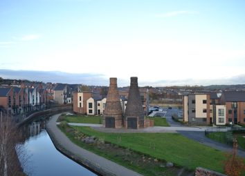 Thumbnail 2 bed flat for sale in Eastwood Road, Hanley, Stoke-On-Trent