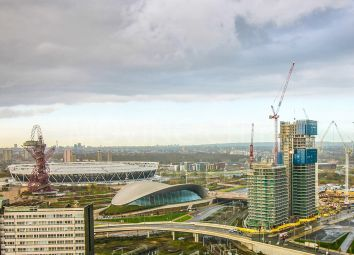 Thumbnail 1 bed flat for sale in Glasshouse Gardens, Cassia Point, Stratford City