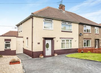 Thumbnail 3 bed semi-detached house for sale in Yearby Close, Eston, Middlesbrough
