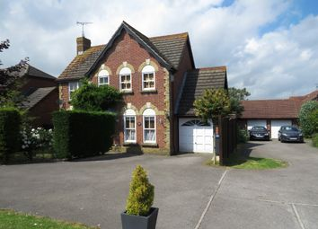 Thumbnail 4 bed detached house for sale in Culpepper, Burgess Hill