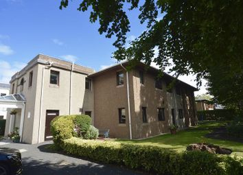 Thumbnail 2 bed flat for sale in South Lodge Court, Racecourse Road, Ayr