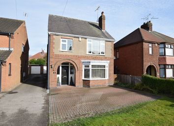 Thumbnail 3 bed detached house for sale in Flowery Leys Lane, Alfreton, Derbyshire