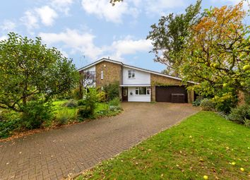 Thumbnail 4 bed detached house for sale in Ducketts Wood, Thundridge, Nr Ware