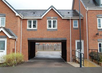 Thumbnail 1 bed flat to rent in Atlantic Way, Derby