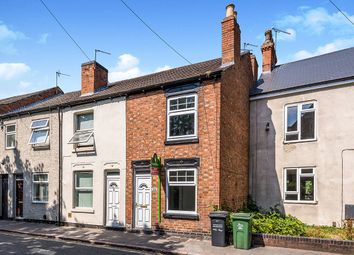 Thumbnail 2 bed terraced house to rent in Moor Lane, Loughborough