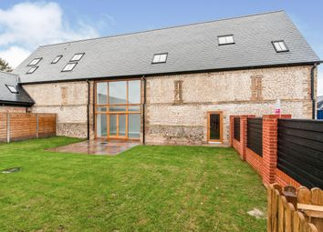 Thumbnail 4 bed barn conversion to rent in Hall Farm Close, Feltwell, Thetford