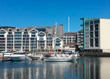 Thumbnail 3 bed flat for sale in Compass House, Mariners Court, Lower Street, Plymouth, Devon