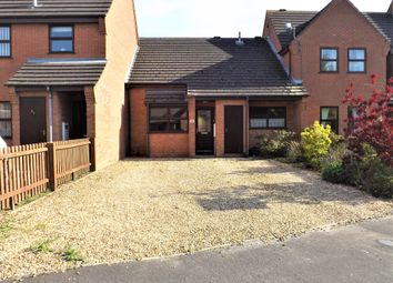 Thumbnail 3 bed terraced bungalow for sale in Cornfields, Holbeach, Spalding