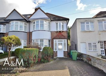 Thumbnail 3 bed semi-detached house for sale in Marlands Road, Clayhall, Ilford