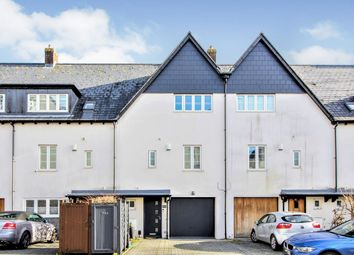 Thumbnail 4 bedroom town house for sale in Newport Road, Old St Mellons, Cardiff