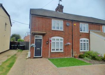 Thumbnail 3 bed end terrace house for sale in Newbury Lane, Silsoe, Beds, Bedfordshire