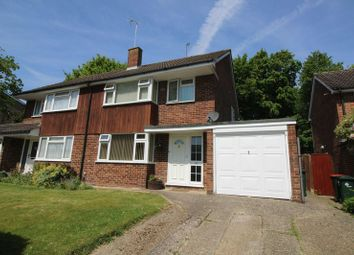 Thumbnail 3 bed semi-detached house for sale in Arden Road, Crawley