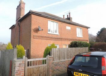 Thumbnail 2 bed semi-detached house for sale in Barrack Road, Bexhill On Sea, East Sussex
