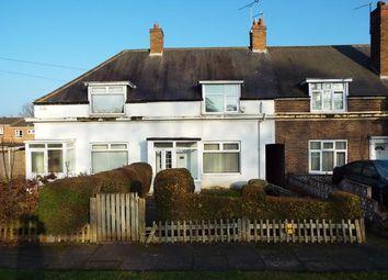 Thumbnail 2 bedroom terraced house for sale in The Ridgeway, Erdington, Birmingham, West Midlands