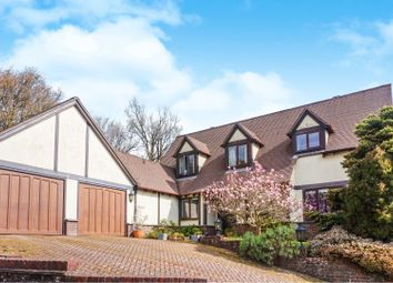 Thumbnail 4 bed detached house for sale in Knights Court, Lostwithiel