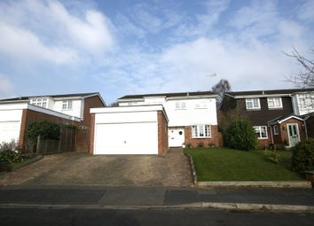Thumbnail 4 bed detached house for sale in Heather Grove, Hartley Wintney