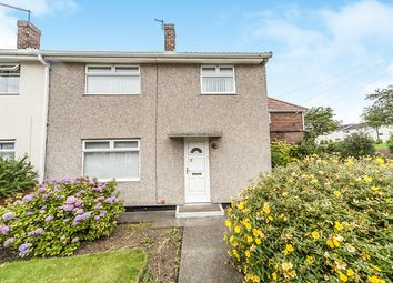 Thumbnail 3 bed semi-detached house for sale in Ambrose Road, Eston, Middlesbrough