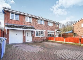 Thumbnail 4 bed semi-detached house for sale in Tulip Close, Sale, Trafford, Greater Manchester