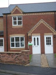 Thumbnail 2 bed terraced house to rent in St Chad's Way, Barton Upon Humber