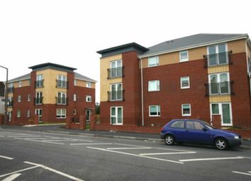 Thumbnail 2 bed flat to rent in Aston Court, Crankhall Lane, West Bromwich