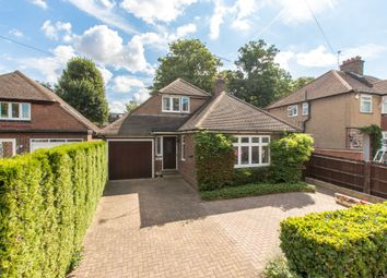 Thumbnail 3 bed detached bungalow for sale in Woodland Drive, Watford