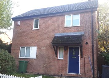 Thumbnail 3 bed detached house to rent in Hadrians Drive, Bancroft, Milton Keynes