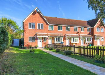 Thumbnail 3 bed end terrace house for sale in Hunters Ridge, Highwoods, Colchester