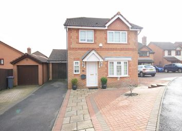 Thumbnail 3 bedroom detached house for sale in Tegfan Court, Henllys, Cwmbran