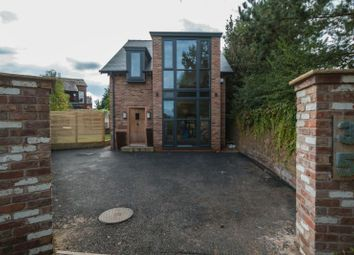 Thumbnail 3 bed detached house for sale in Meadows Road, Sale