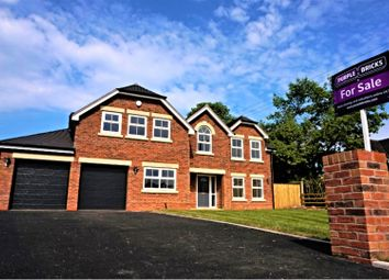 Thumbnail 4 bedroom detached house for sale in Church Road, Ashley, Market Drayton
