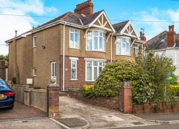 Thumbnail 3 bed semi-detached house for sale in Serecold Avenue, Skewen, Neath