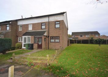 Thumbnail 3 bed terraced house to rent in Selbourne Walk, Maidstone, Kent