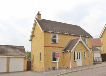 Thumbnail 4 bed detached house for sale in Flitch Green, Great Dunmow, Essex