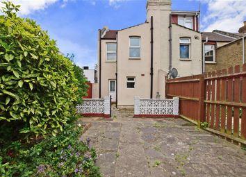 Thumbnail 2 bedroom end terrace house for sale in Latimer Avenue, East Ham, London