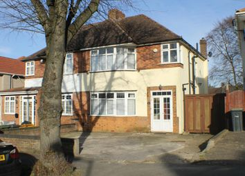 Thumbnail 3 bedroom semi-detached house for sale in Halfway Ave, Luton