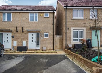 Thumbnail 2 bed semi-detached house for sale in Thistle Close, Lyde Green, Bristol