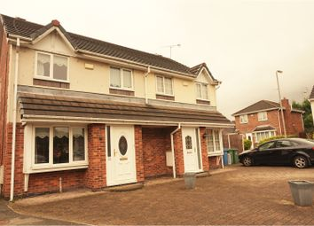 Thumbnail 3 bed semi-detached house for sale in The Pines, Liverpool