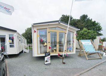 Thumbnail 2 bedroom mobile/park home for sale in Ocean Edge Holiday Park, Morecambe