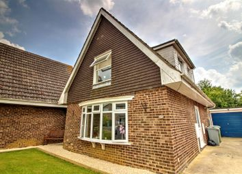Thumbnail 3 bedroom detached house for sale in Panton Close, Deeping St. James, Peterborough