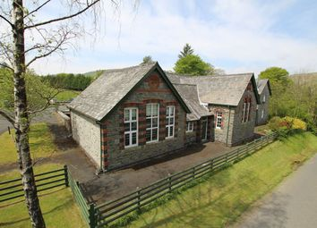 Thumbnail 3 bed end terrace house for sale in Llanwrtyd Wells, Powys