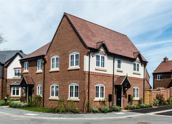 "Thumbnail 3 bed semi-detached house for sale in ""Morley"" at Starflower Way, Mickleover, Derby"