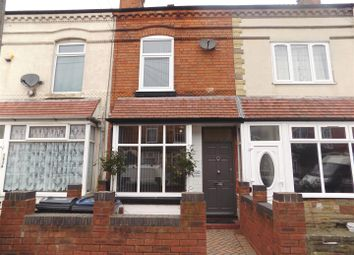 Thumbnail 4 bed terraced house to rent in Grange Road, Kings Heath, Birmingham